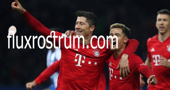บาเยิร์นสนใจ Dusseldorf 5-0 ในบุนเดสลีกา