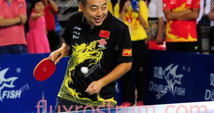 หัวหน้านักปิงปองของจีน ให้เตรียมการแข่งขันกีฬาโอลิมปิก