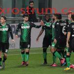 ทีมยูเวนตุส นักเตะ Sassuolo ทำหกประตูให้กลับทีม