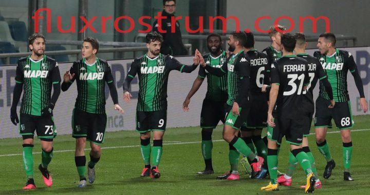 ทีมยูเวนตุส เล่นเขย่าขวัญหกประตูกับ Sassuolo