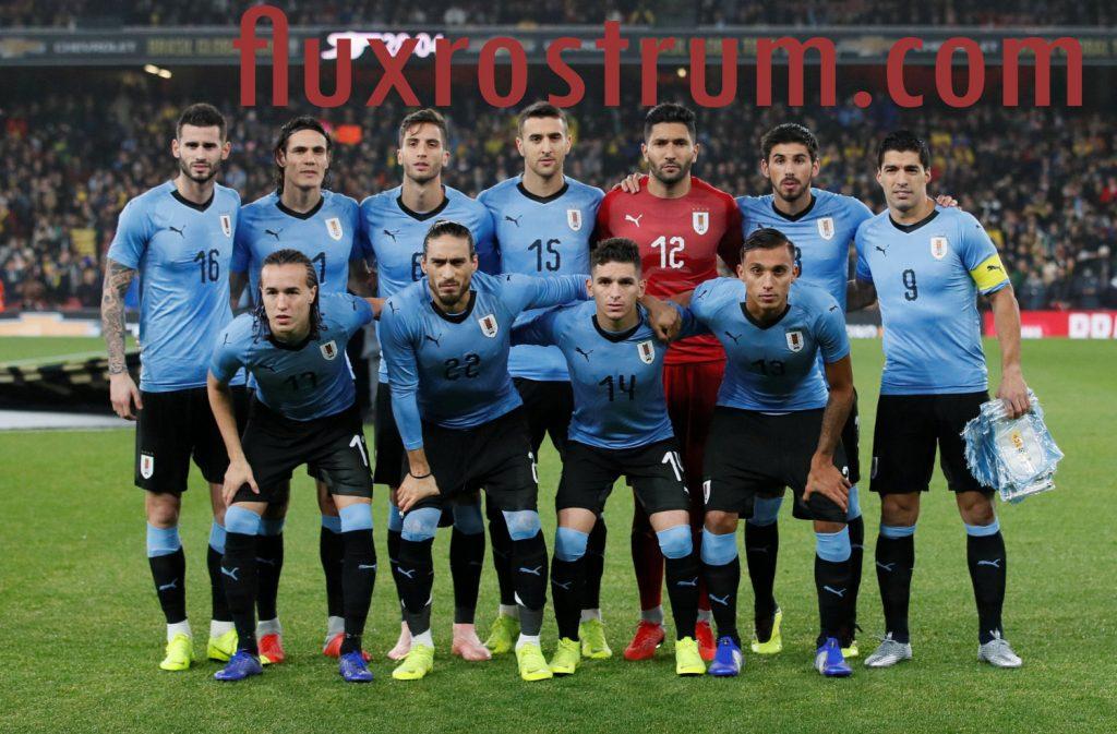 ประเทศอุรุกวัย นำการรีสตาร์ทฟุตบอลไปข้างหน้า