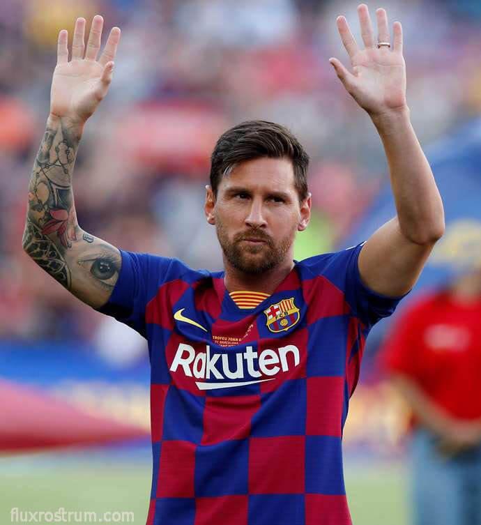สื่อสเปน เผยเนื้อหาบูโรแฟกซ์ของ ลิโอเนล เมสซี่ ส่งถึงอดีตประธาน บาร์เซโลน่า ขอย้ายทีมเมื่อปี 2020แม้ในตอนนี้ ลิโอเนล เมสซี่ จะกลายเป็นนักเตะ